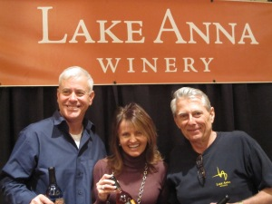 Lake Anna Winery at VA Wine Showcase 2012